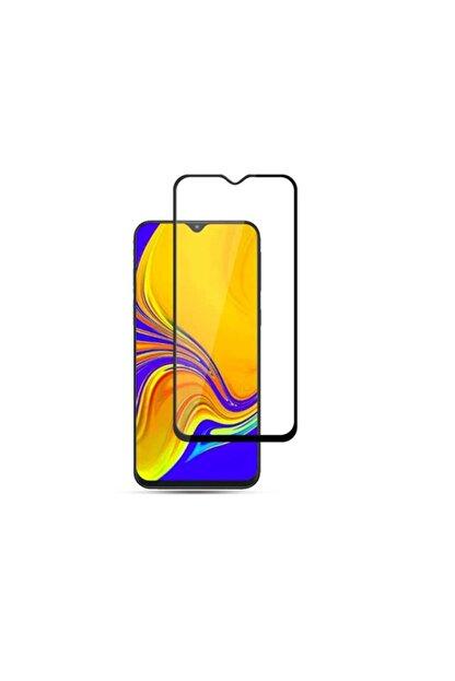 FiberAksesuar Huawei P30 Lite 9d Tam Tam Kaplayan Koruma Full Kapatan Kavisli Kırılmaz Cam Ekran Koruyucu