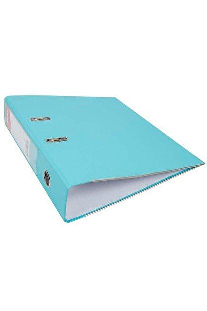 Noki Geniş Plastik Klasör (56411-110) Açık Mavi