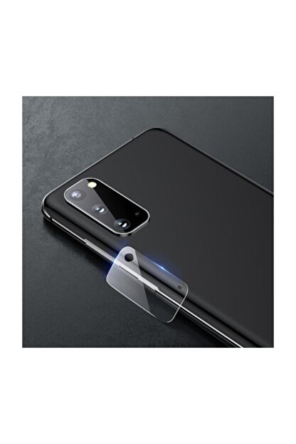 Benks Samsung Galaxy S20 Kamera Lens Koruyucu Cam