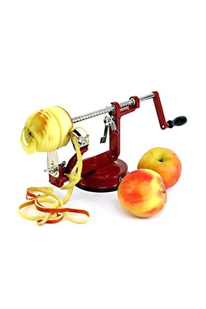 Pi İthalat Elma Soyma Ve Dilimleme Makinesi