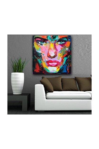 My canvas Painting Soyutsal Tuval Kanvas Tablo