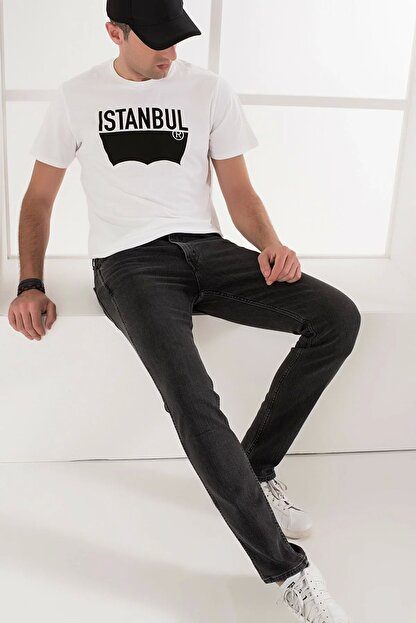 Levi's Erkek L8 Slim Straight Jean 29923-0007