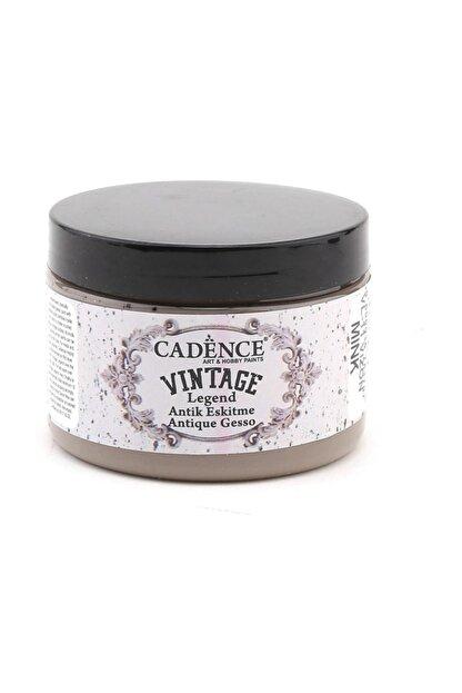 Cadence Boya Vintage Legend Antik Eskitme 150 ml. VL-11 VİZON