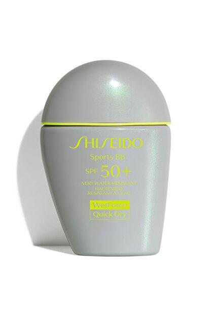 Shiseido Suya ve Tere Dayanıklı BB Krem SPF 50 -  Sports BB Light 30 ml 729238146570