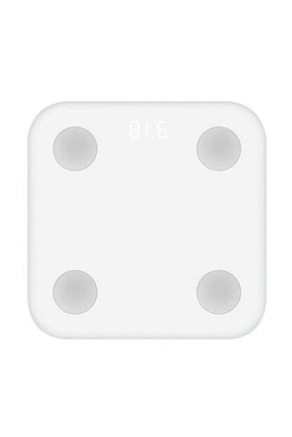 Xiaomi Mi2 Yağ Ölçer Fonksiyonlu Akıllı Baskül 39090296