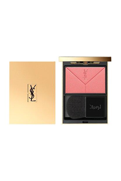 Yves Saint Laurent Couture Blush Ağırlık Yapmayan Uzun Süre Kalıcı Allık N6 - Rose Saharienne 3614272139022