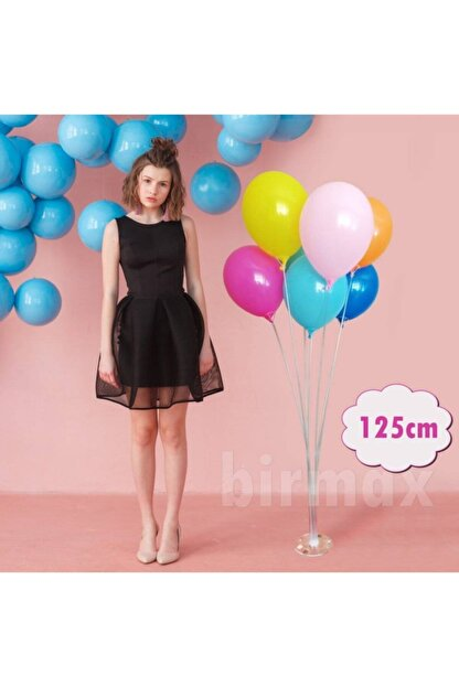 araget Ayaklı Balon Standı 7'li 125 Cm