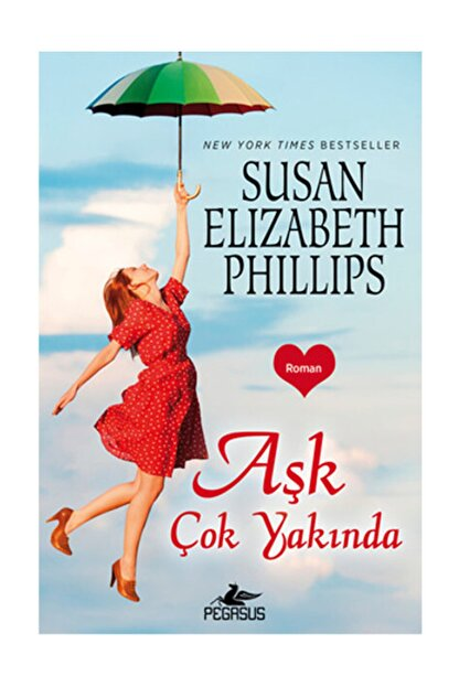 Pegasus Yayınları Aşk Çok Yakında - Susan Elizabeth Phillips