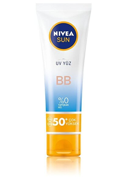Nivea Sun Bb Yüz Kremi Spf50 50ml