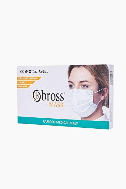 Bross 50'li Cerrahi Maske