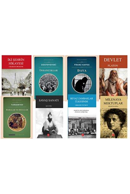 Toplumsal Yayıncılık Dünya Klasikleri Seti: 9 Kitap