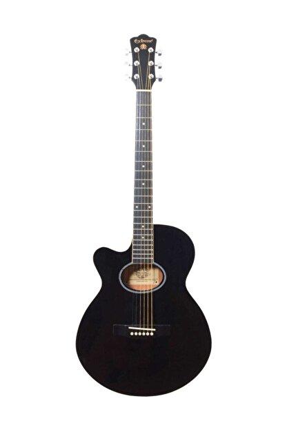 Extreme Gitar Akustik Solak Sahne Gitarı (xaclh45eq4bk)