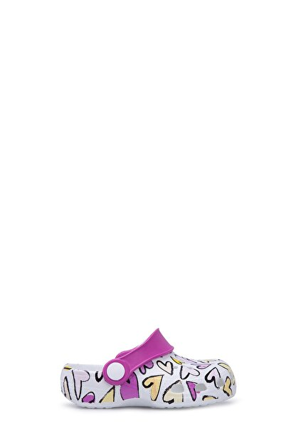 Akınalbella Unisex Çocuk Pembe Sandalet E012b049