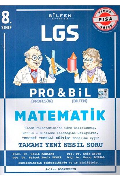 Bilfen Yayınları Bilfen Yayınları 8. Sınıf Lgs Matematik Probil Soru Bankası