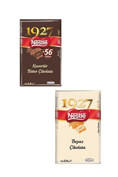 Nestle Bitter Kuvertür 2.5 kg Beyaz Kuvertür 2.5 kg