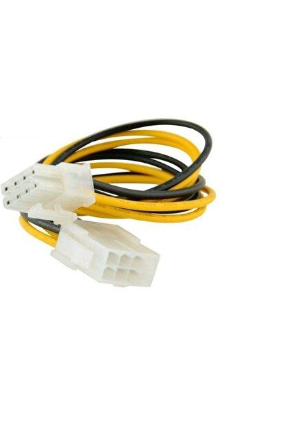 Yeka 8 Pin Işlemci Power Uzatma Kablo 20 Cm