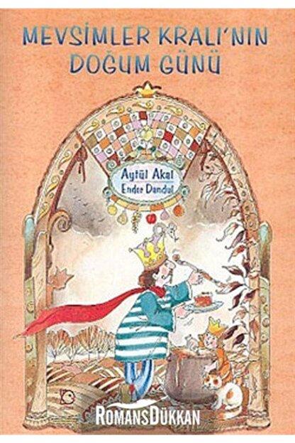 """Uçanbalık Yayıncılık Mevsimler Kralı""""nın Doğum Günü"""