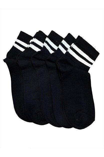 Cansoy 5'li Kadın Spor Çorap