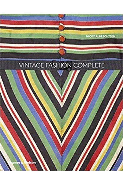 Thames & Hudson Vintage Fashion Complete Hardcover - Kitap