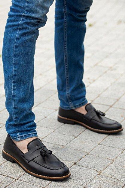 Muggo Erkek Siyah Günlük Ayakkabı