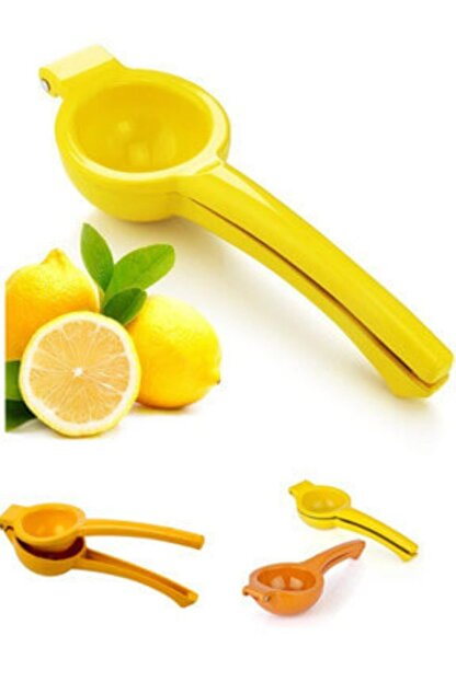 She Berrak Pratik Metal Limon Sıkacağı