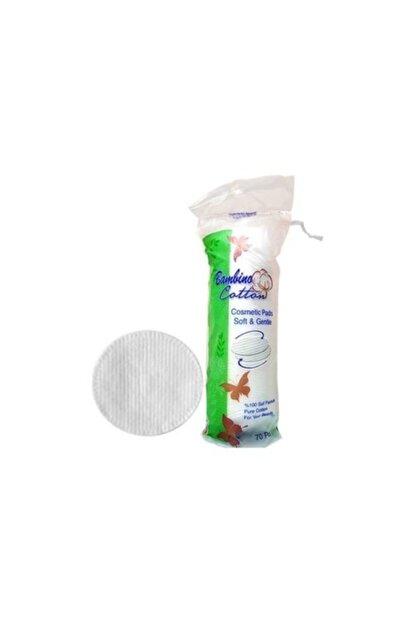 Bambino Cotton Makyaj Temizleme Pedi 70 Li
