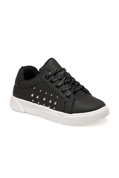SEVENTEEN TROK Siyah Kız Çocuk Sneaker 100572261