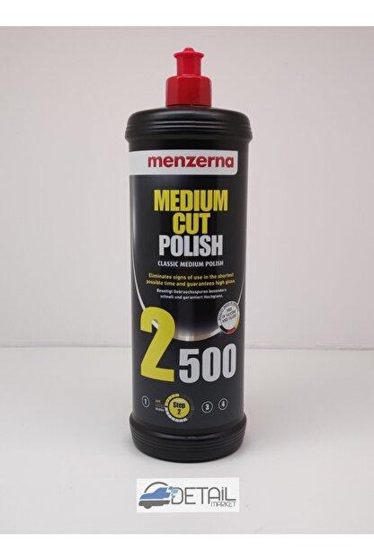 Menzerna 2500 Ince Çizik Giderici Pasta 1 Lt