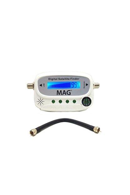 UZYELK 6300 Lcd Ekranlı Pusulalı Dijital Uydu Yön Bulucu