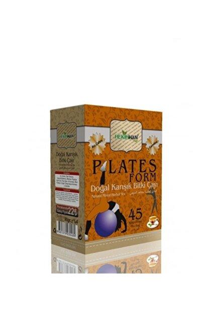 Hekimhan Plates Form Çayı 45 Süzen Poşet