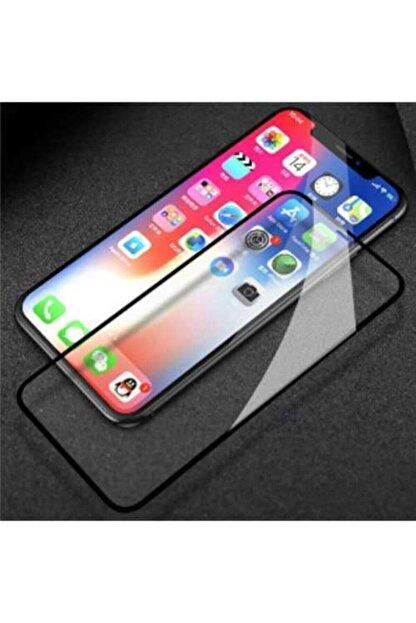 JACQUELYN Iphone X Xs 9d Full Kırılmaz Cam Ekran Koruyucu Siyah