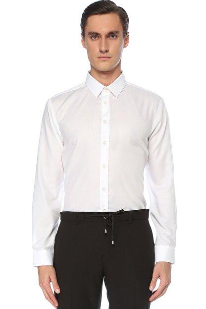 Network Erkek Beyaz Gömlek 1075272