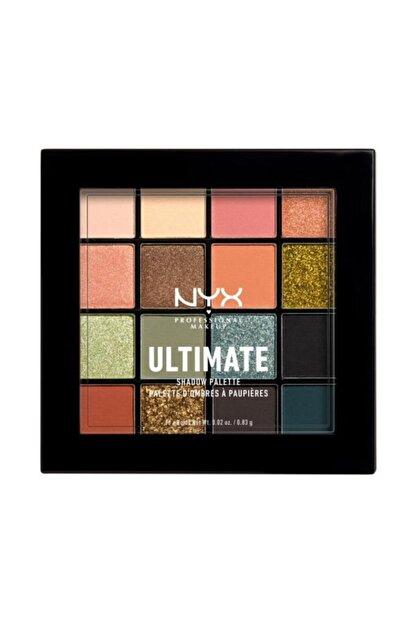 NYX Professional Makeup Utopia Ultimate Far Paleti 800897207779