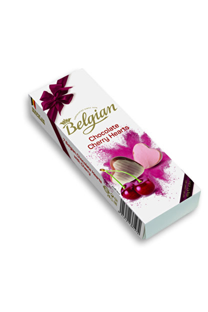 IKEA Kirazlı Kalp Şekilli Pralin Çikolata 65g