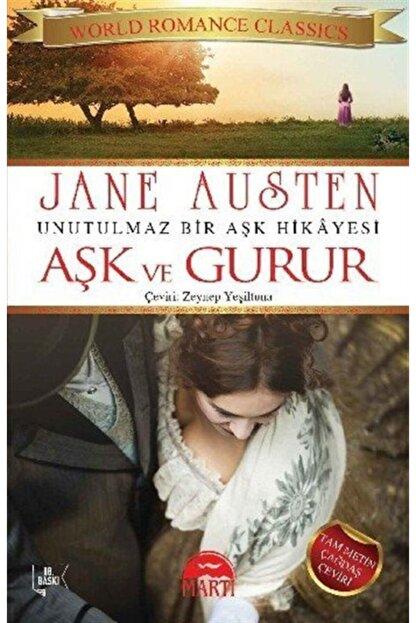 Martı Yayınları Aşk ve Gurur Jane Austen