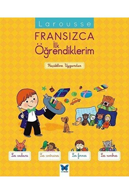 Mavi Kelebek Yayınları Larousse Fransızca Ilk Öğrendiklerim