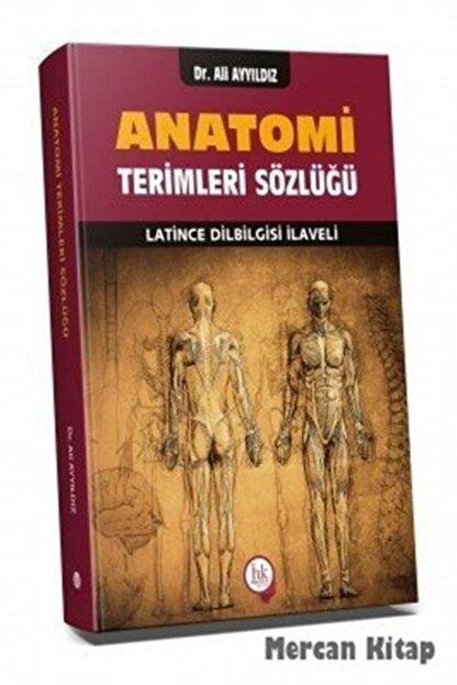 Hipokrat Kitabevi Anatomi Terimleri Sözlüğü