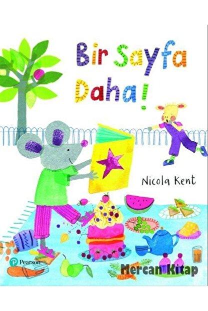 Pearson Çocuk Kitapları Bir Sayfa Daha (3+ Yaş)