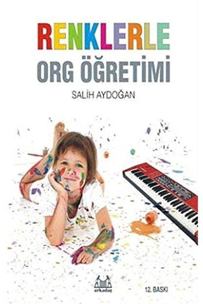 Arkadaş Yayınları Renklerle Org Öğretimi