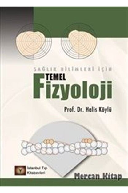 İstanbul Tıp Kitabevi Temel Fizyoloji