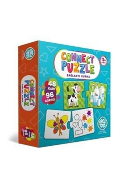 Circle Toys Connect Puzzle