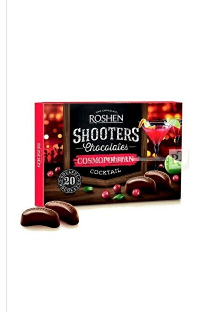 Nestle Roshen Shooters Cosmapolitan Coctail