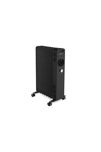 Luxell Siyah 9 Dilim Radyatör 2000w Lux-1225