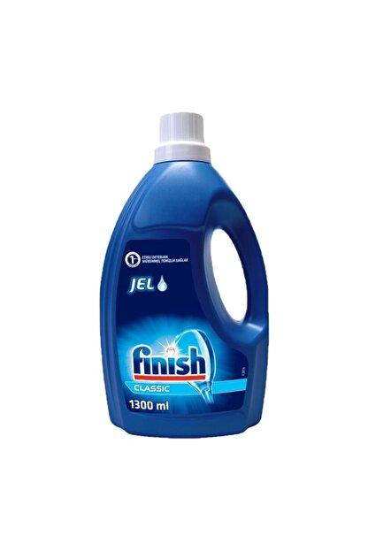 Finish Classic Jel 1300 ml Bulaşık Makinesi Deterjanı X 2 Adet