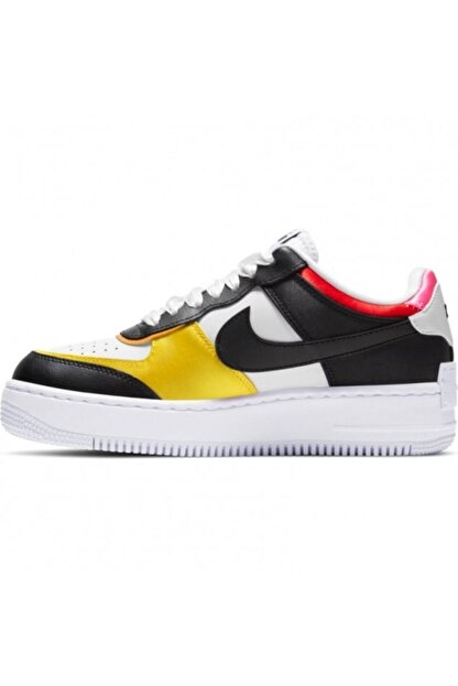 Nike Kadın Siyah  Wmns Af1 Shadow Spor Ayakkabı