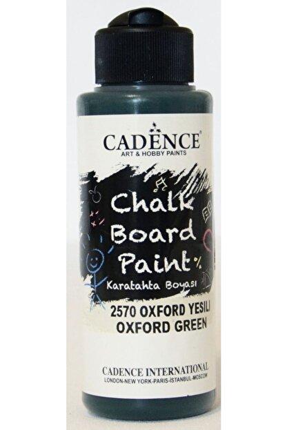 Cadence Boya 2570 Oxford Yeşili Kara Tahta Boyası