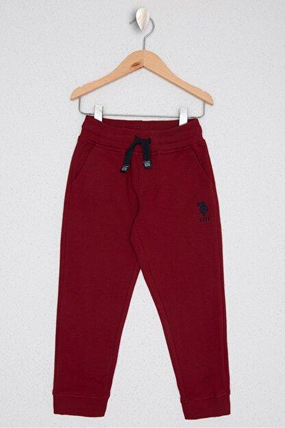 US Polo Assn Erkek Çocuk Kirmizi Pantolon