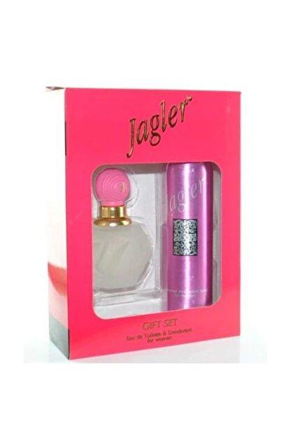 Jagler Edt 60 Ml Kadın Parfümü + 150 Ml Deodorant Set
