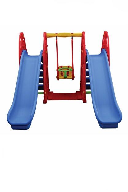 KingKids King Kids Sevimli Tedi Kaydıraklı Salıncak Set C