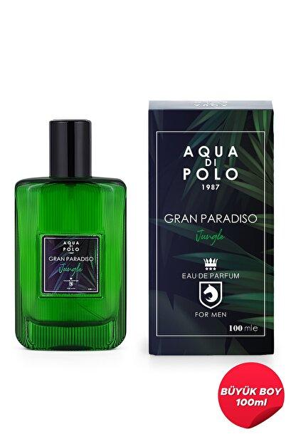 Aqua Di Polo Aynı Butikte 2. Ürün 1 TL Jungle Edp 100 ml Erkek Parfüm Apcn001802